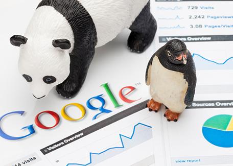 Kakšna je razlika med pingvinom in pando?